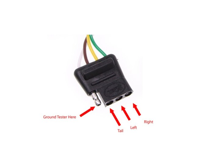 trailer light wiring diagram wiring diagram 4 wire trailer lights wiring diagram diagrams