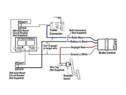 curt trailer brake controller wiring diagram - wiring diagram, Wiring diagram