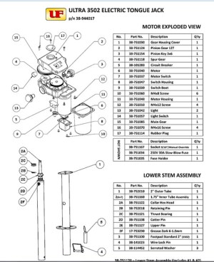 Availability of Spare Parts for UltraFab # UF38944017
