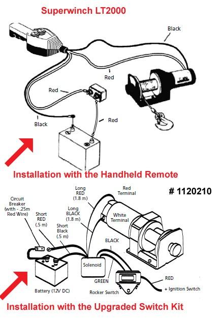 atv winch switch wiring diagram  idealarc 250 lincoln