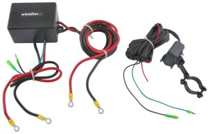Superwinch ATV Handlebar Switch Upgrade Kit for LT2000 Utility Winch Superwinch Accessories and