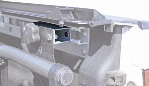 Truxedo Nissan Titan Bed Extender Spacer Kit Truxedo