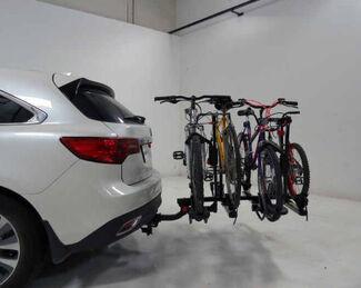yakima holdup bike rack for 4 bikes 2