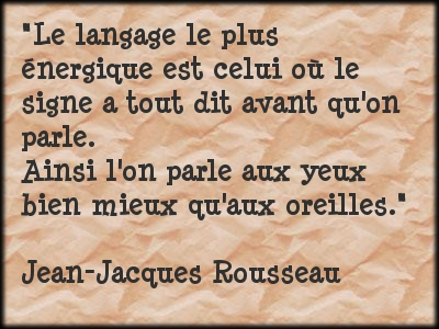 Citation semaine 40