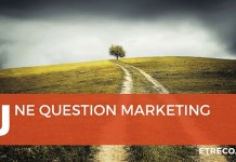 Une question marketing