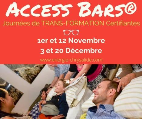 Formation Access Bars 01/11/2017 - ile de la reunion - laetitia amourgom - etre soi