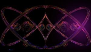 Fractal - Phoenix - Lodge de l'Étoile du matin - Être Soi