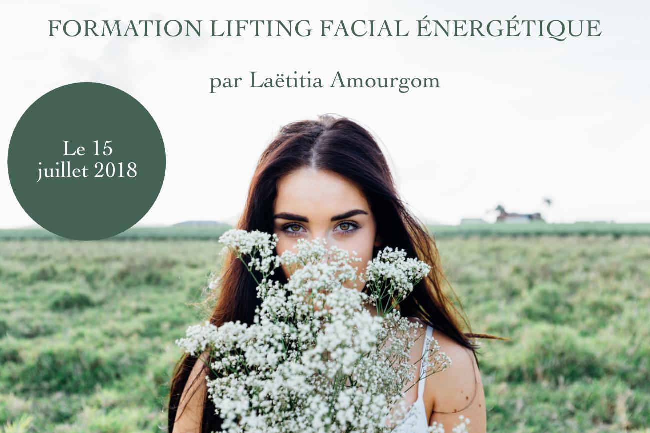 Formation lifting facial énergétique 15/07/18 - Être Soi