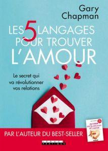 les 5 langages de l'amour - livre - Être Soi