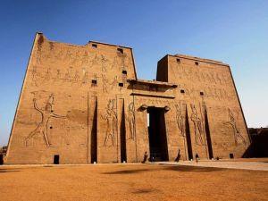 temple edfou - egypte - Être Soi
