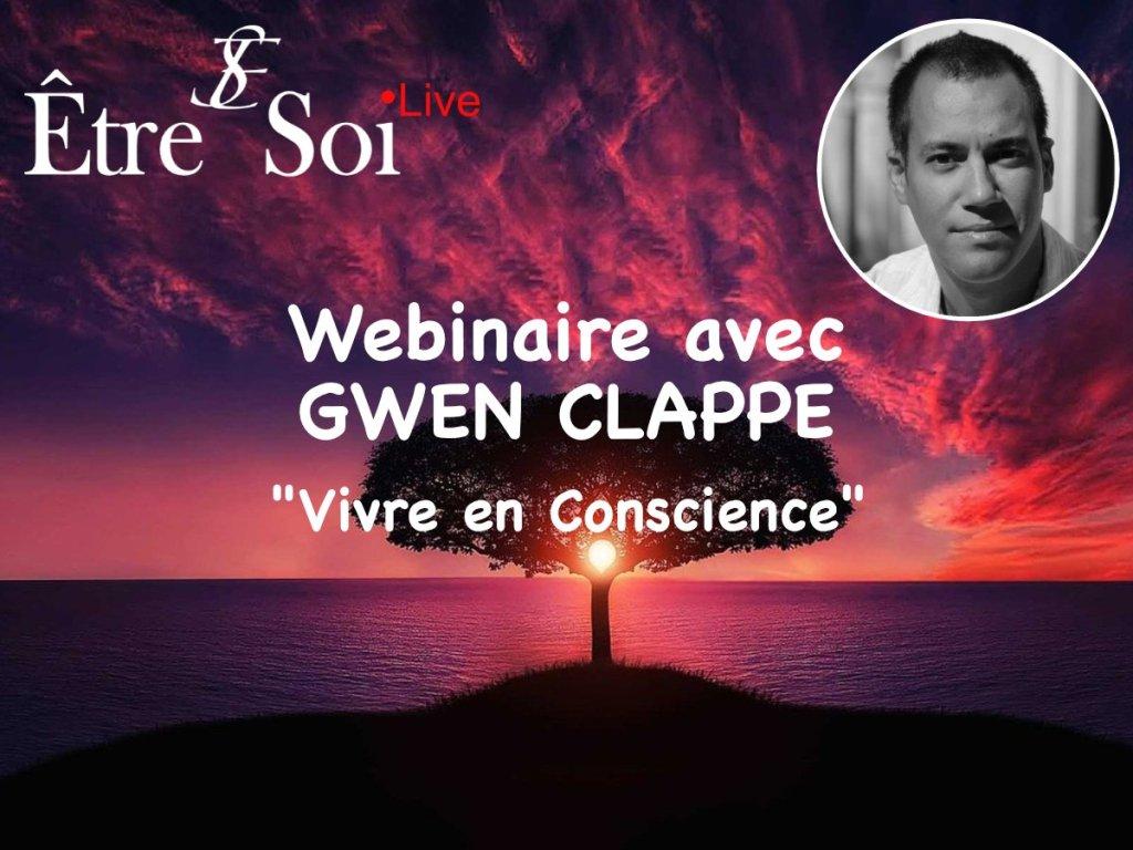 gwen-clappe-vivre-en-conscience - conference - être soi