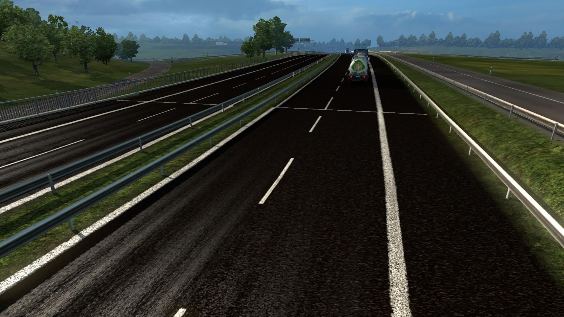 New Road Textures 1 21 Mod Euro Truck Simulator 2 Mods