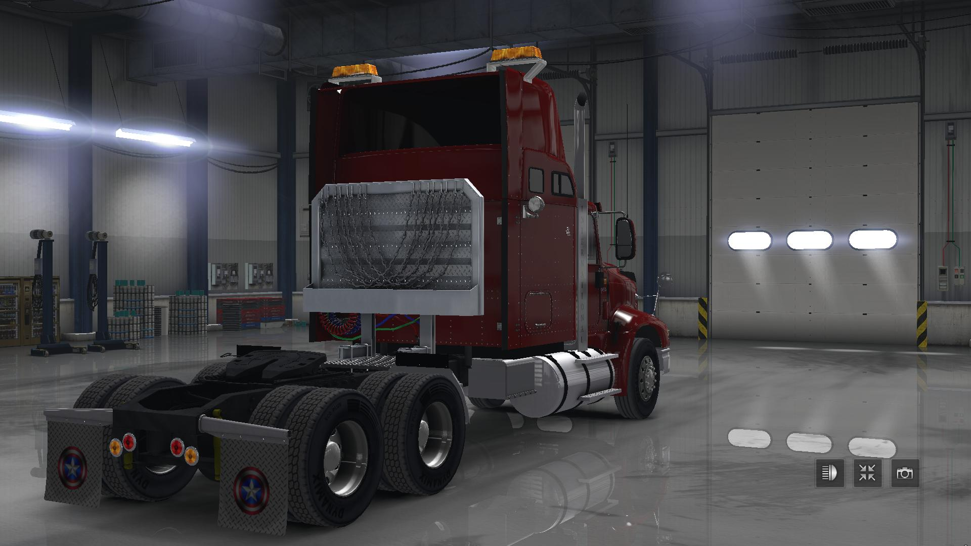 International 9400i Eagle For 1 29 Truck Euro Truck