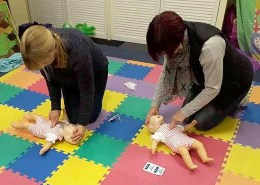 onsite first aid training