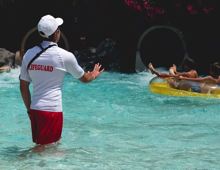 RLSS Lifeguard Qualifications
