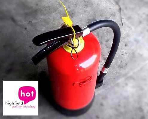Highfield Fire Safety Training Online