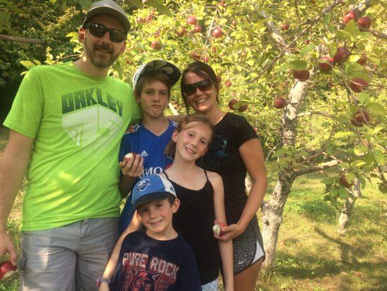 Freefall et ses 5 - Témoignage d'une famille