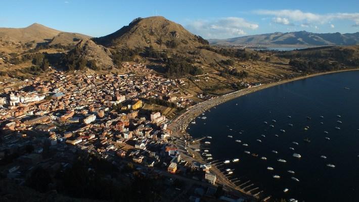 Bolivie: Itinéraire dans la mesure du possible - Copacabana