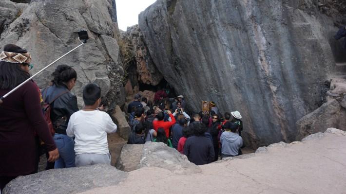 Cusco et la vallée sacrée - Qenqo