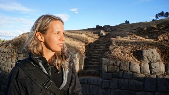 Cusco et la vallée sacrée - Gen et le petit Qenqo