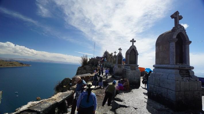 Ça gaz à La Paz - Au sommet du calvaire