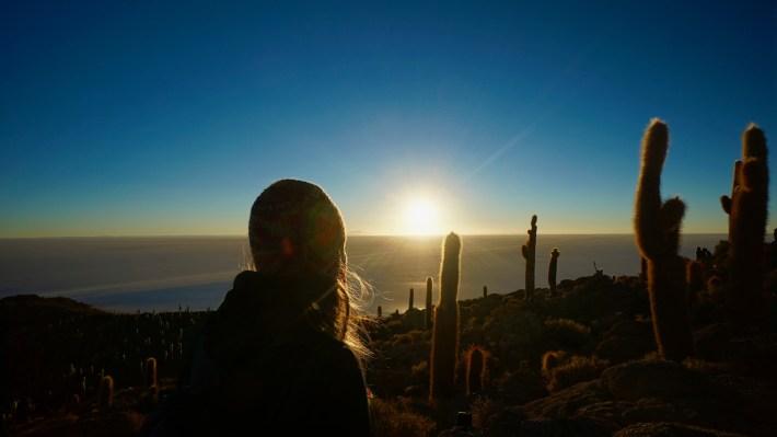 Sucre, Salar et Sud Lipez - Isla Incahuasi