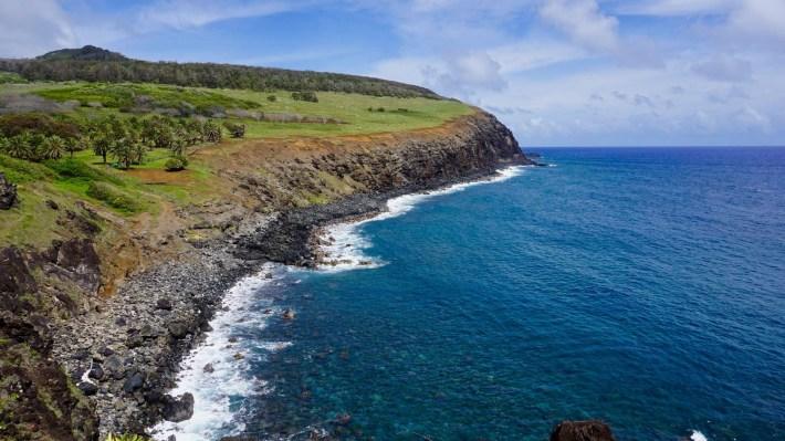 Île de Pâques - À la recherche de Rapa Nui pool - Paysage 2