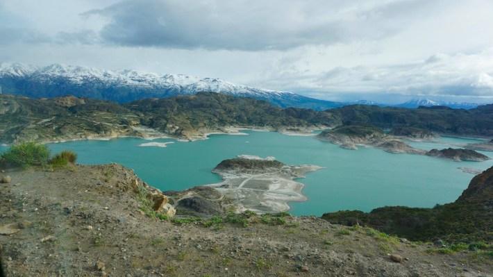 Descente au bout du monde - Paysage du Chili