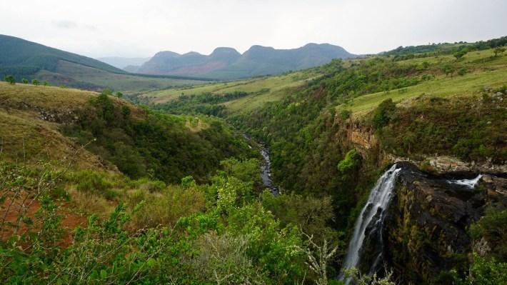 On part à la chasse aux photos dans le Kruger en Afrique du Sud - Chutes Lisbon