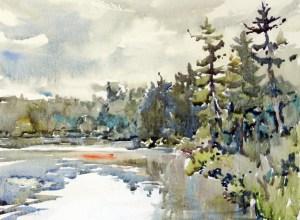 Paint Lacawac! @ Lacawac Sanctuary