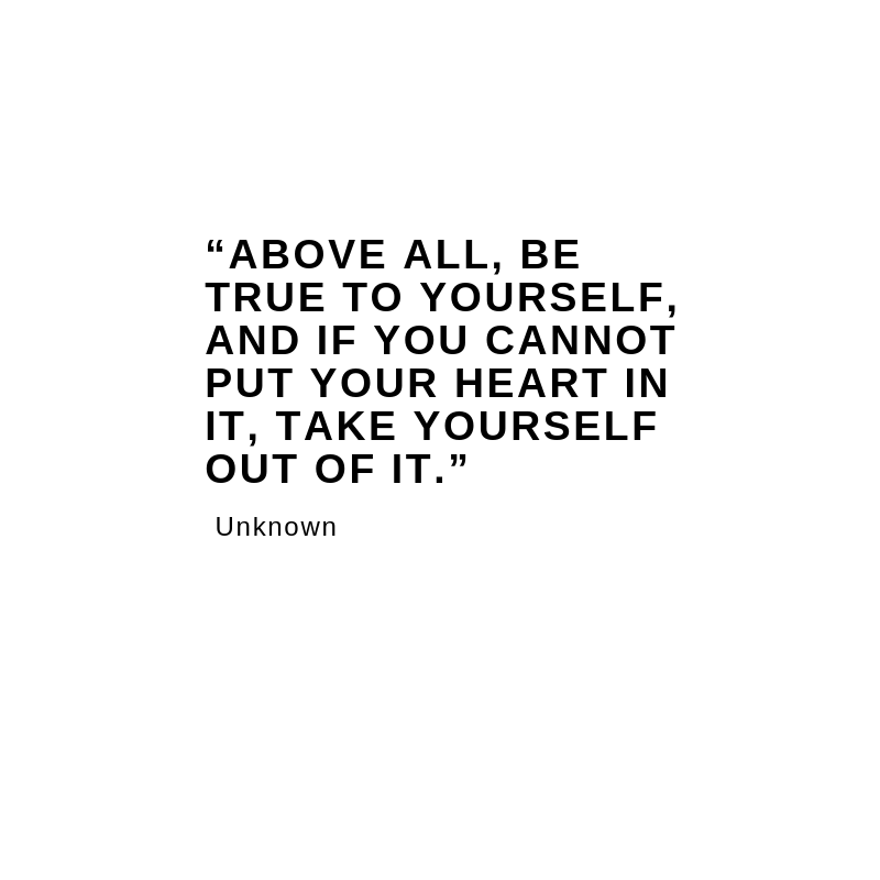 Be True To Yourself Quotes 2