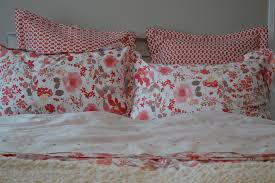 flowery pillows