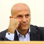 Augusto Minzolini oggi senatore di Forza Italia, ieri giornalista.