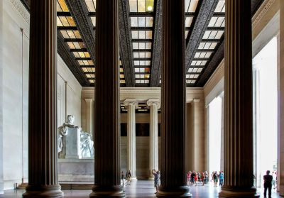 Visit the Lincoln Memorial in Washington DC