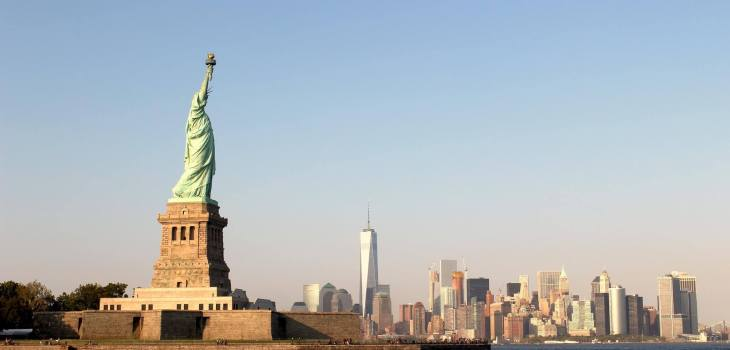 Visit the Statue of Liberty and New York City