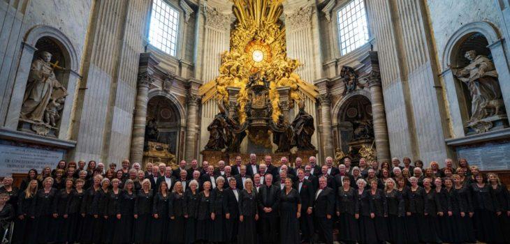 The Vatican's St. Peter's Basilica