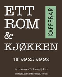 Ett Rom & Kjøkken