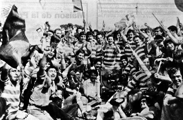 Histoire Du Rugby Club Sorguais