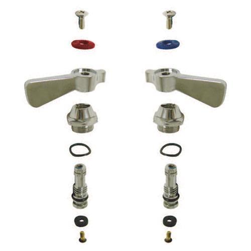 hot cold handle repair replacement kit