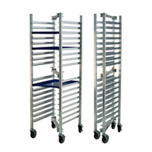 collapsible bun pan rack