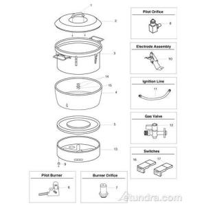 Town Rice Cooker Parts | eTundra