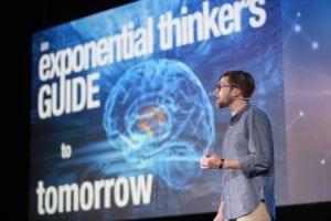 Jeffrey Rogers, Director of Faculty Development at Singularity University