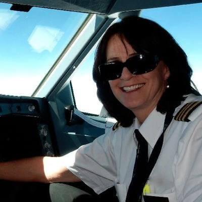 Delta pilot whistleblower – Karlene Petitt