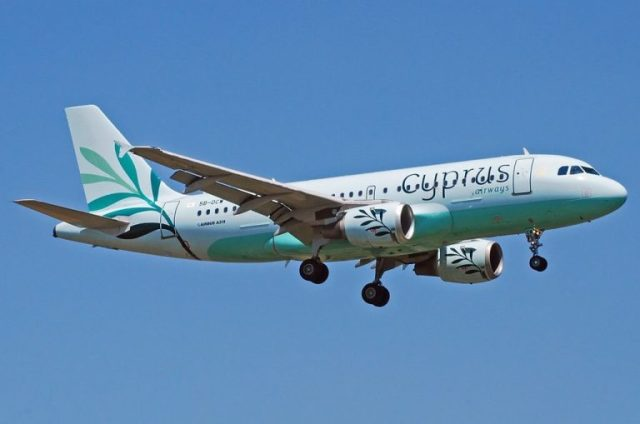 Cyprus Airways launches new flight from Rome to Larnaca