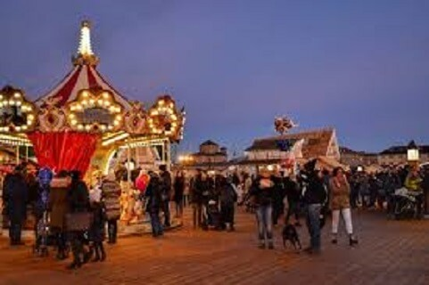 Milan Mega Christmas Village: Largest in All of Italy