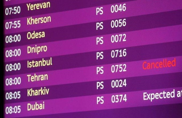 German Lufthansa extends Iran flight ban until March 28