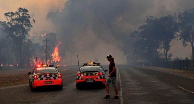 Visiting Australia and New South Wales during Bushfires