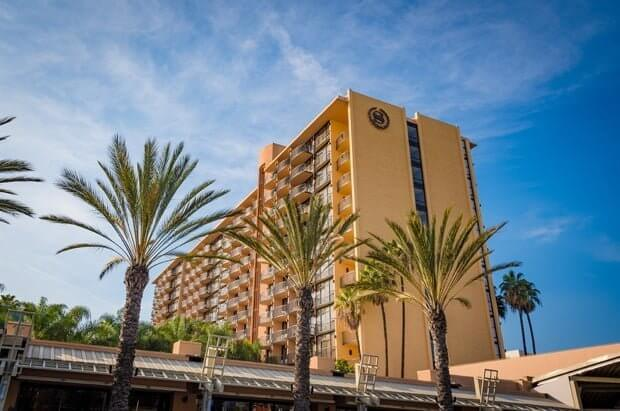 SHERATON PARK HOTEL AT THE ANAHEIM RESORT EMBARKS ON A NEW ERA WITH RECENT ACQUISITION