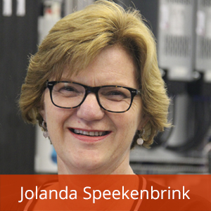Jolanda Speekenbrink
