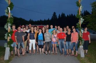 Die Schwibbogen-Crew